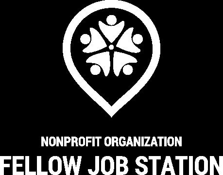 Fellow System Logo(白)